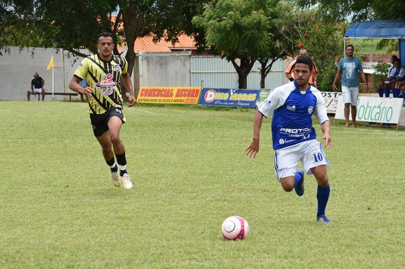 1ª Rodada da Copa Regional do Clube de Campo de Caculé - 09/02/2020