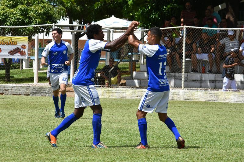 2ª Rodada da Copa Regional de Futebol Society do Clube de Campo de Caculé - 16/02/2020