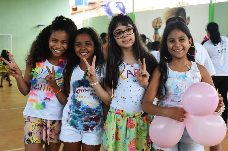 Festa de Carnaval do Colégio Excelência - Caculé/Ba