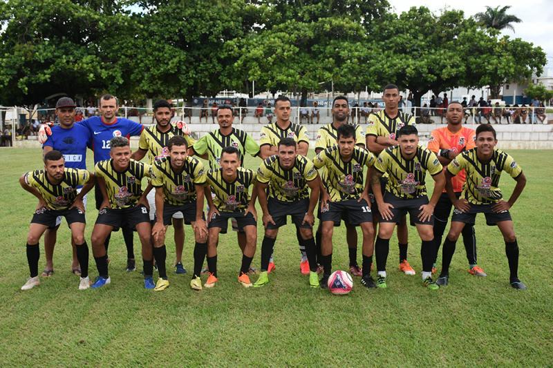 4ª Rodada da Copa Regional de Futebol Society do Clube de Campo de Caculé - 15/03/2020