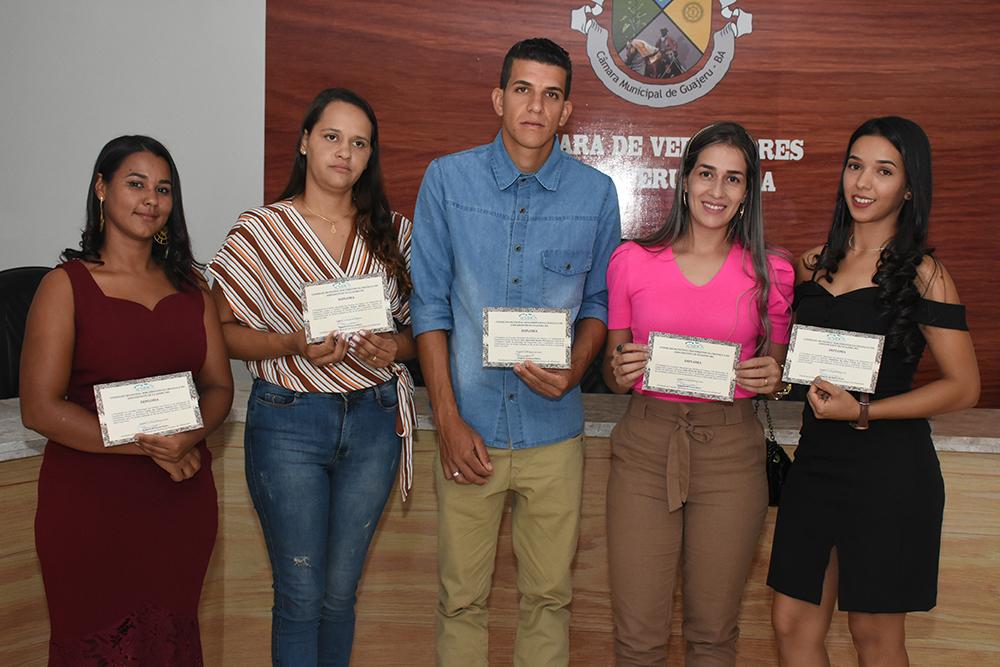 Guajeru: Cerimônia marca a posse dos novos Conselheiros Tutelares