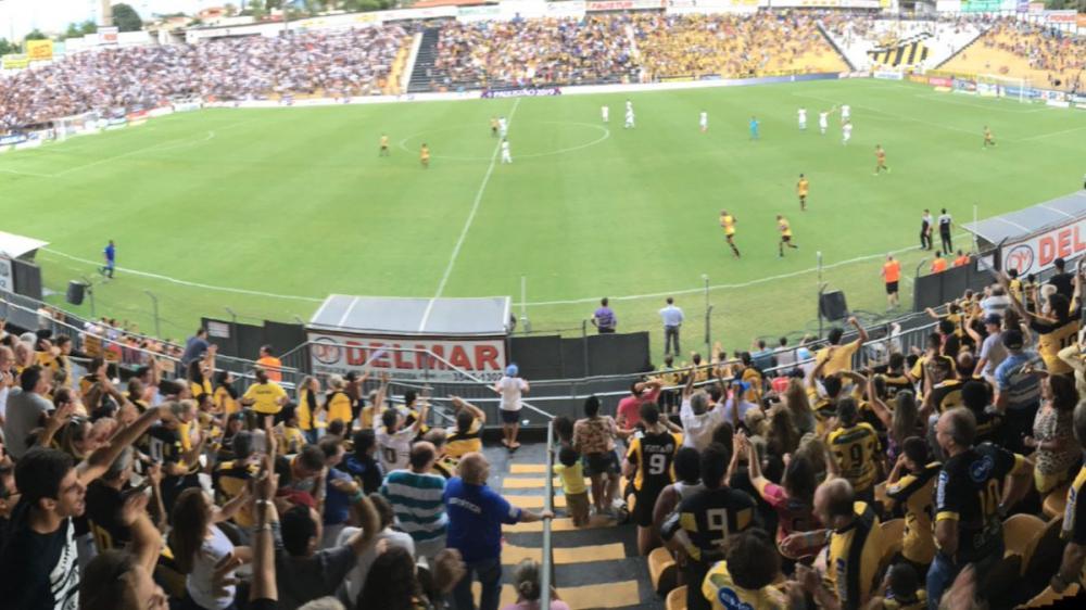 Com gol polêmico, Novorizontino vence e complica Corinthians no Paulistão