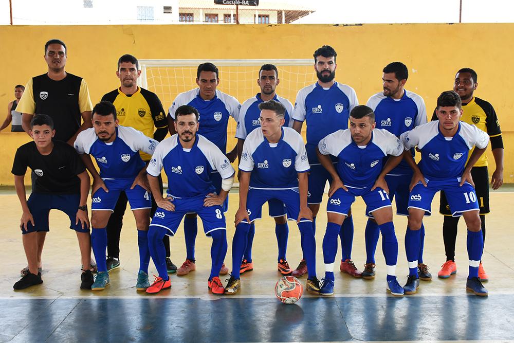 Temporada 2020: Equipe do Informe Cidade participa da Copa Comércio de Futsal em Rio do Pires