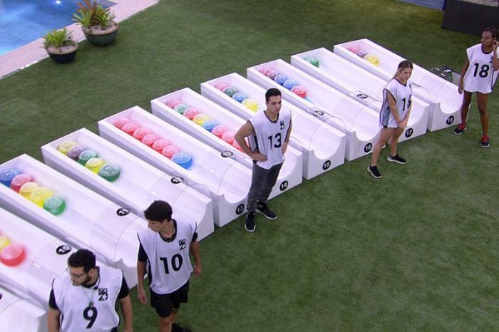 Petrix pegou sete balões. Foto: GShow.