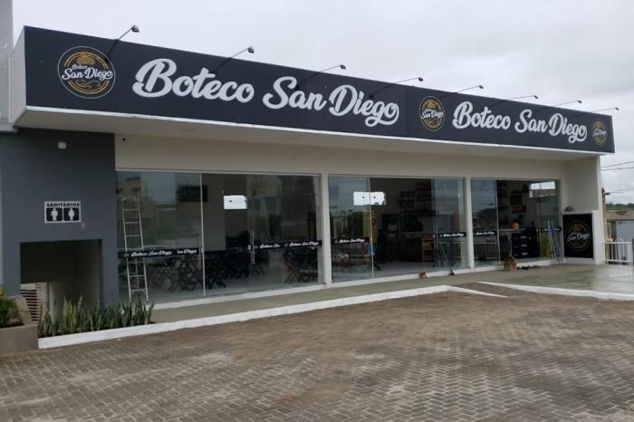 Caculé: Inauguração do Boteco San Diego acontece neste sábado (25)