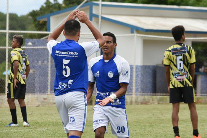 Primeira rodada da Copa Regional do Clube de Campo é marcada por empate em 2x2 e goleada de 5x1