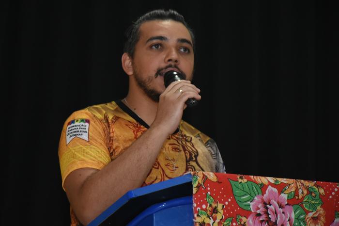 Sob suspensa, anúncio foi feito pelo diretor geral da Xiado, Renan Augusto. Foto: Aloísio Costa.