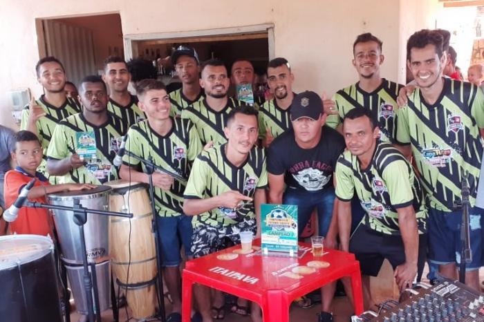 Com goleada de 4x0 Tabuleiro se consagra campeão do Campeonato Society do Coelho