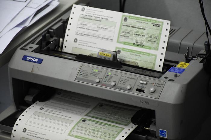 O eleitor que não regularizar ficará impedido de participar do pleito do próximo mês de outubro.