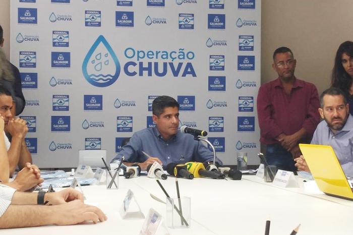 O decreto de novas ações sairá em edição extra do Diário Oficial do Município desta segunda. (Foto: Eduardo Dias/CORREIO)
