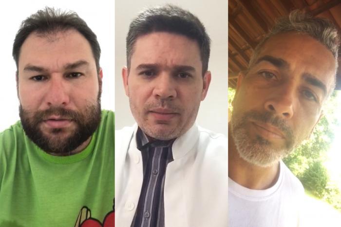 O Informe Cidade separou alguns vídeos dente tantos que foram compartilhados nas redes sociais.