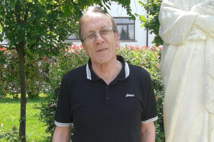 Monsenhor Antônio Donà morreu na manhã desta sexta-feira (1º) na cidade de Adria, sul da Itália.