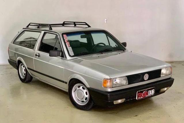 O veículo era uma Parati GL de cor prata, placa BIA-2521, de São Caetano do Sul. Foto ilustrativa.