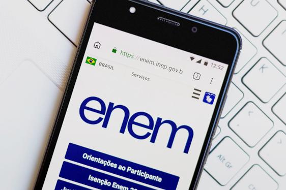 Inscrições para o ENEM começam nesta segunda-feira (11); provas acontecem em novembro