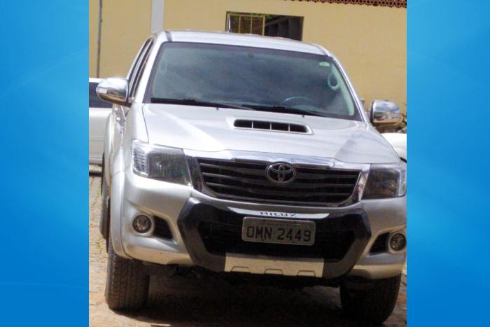Motorista havia acabado de chegar em casa quando foi abordado pelos bandidos que anunciaram o assalto. Foto: Divulgação.