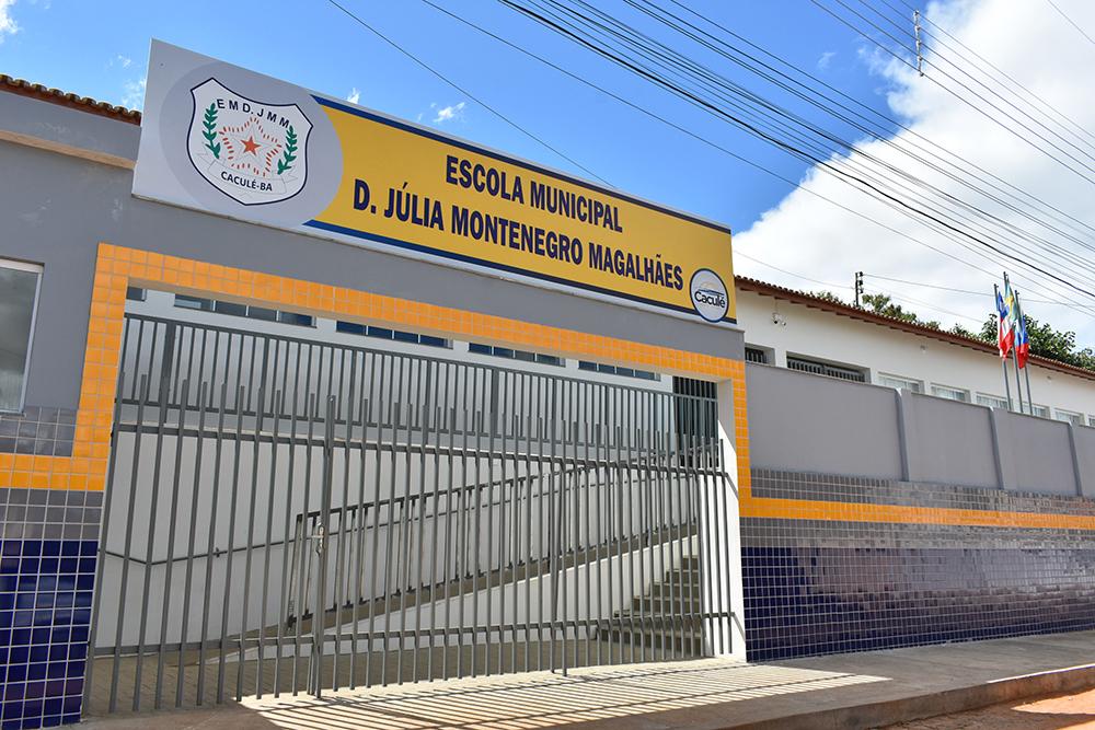 Só na rede pública municipal são mais de 3.100 alunos que estão sem aluas presenciais desde o dia 18 de março. Foto: Aloísio Costa.
