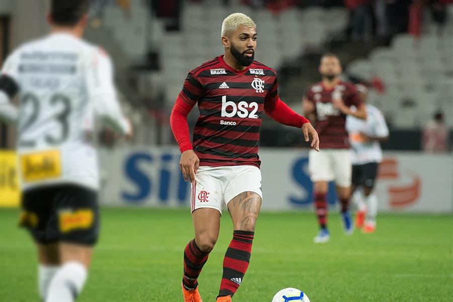 Flamengo e Bangu se enfrentam hoje (18) no Maracanã pela 4ª rodada da Taça Rio