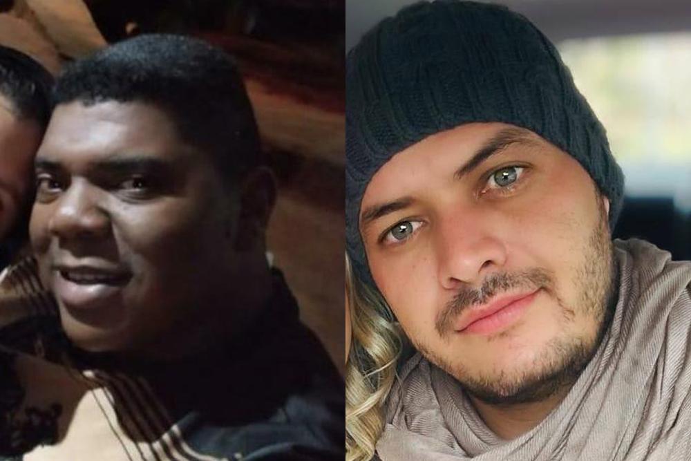 Marco Aurélio e Alexandre Reis não resistiram aos ferimentos. Foto: Reprodução/Facebook.