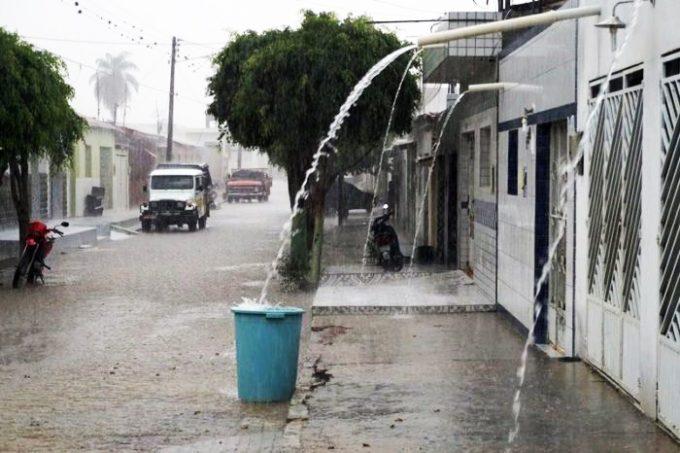 Previsões indicam chuva na região até o fim da semana. Foto ilustrativa.