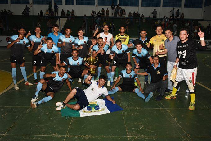 Ibiassucê vence Iguaí por 4×2 é a campeã do Zonal Sudoeste do Campeonato Baiano de Futsal