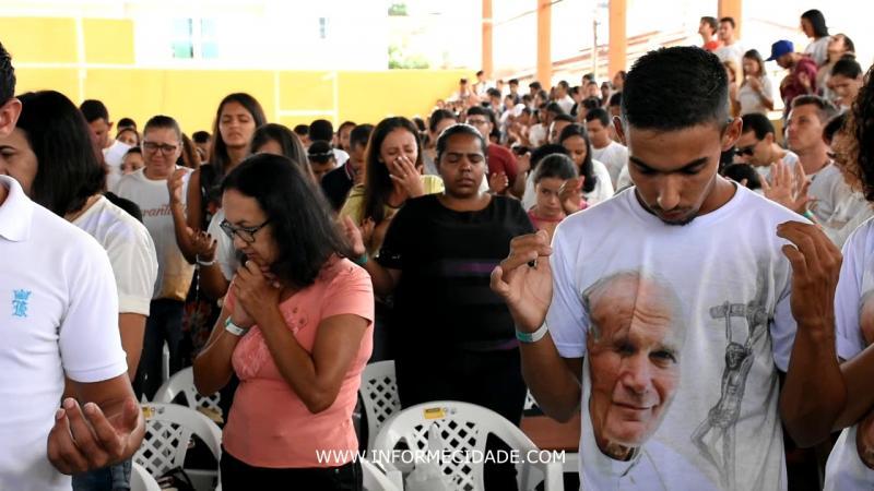 Comemoração dos 50 anos da Renovação Carismática Católica – Caculé/BA
